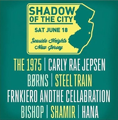 SHadow of the City Concert